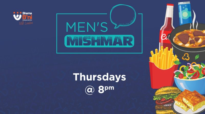 MEN'S MISHMAR – Thursdays