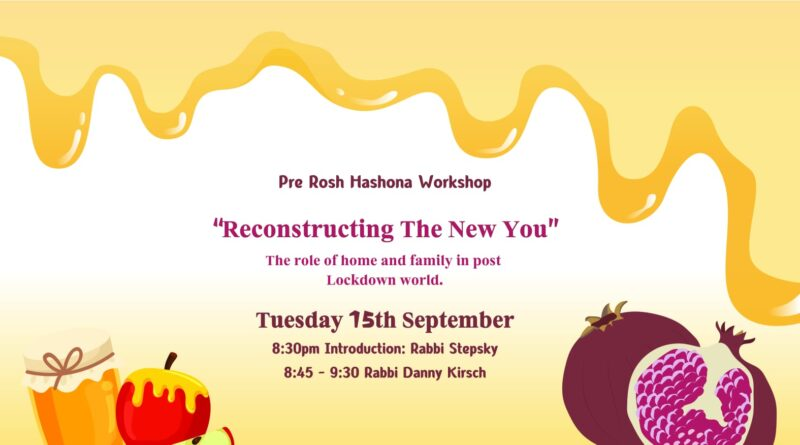 Reconstructing The New You