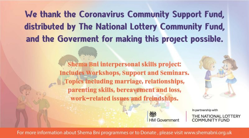 Coronavirus Community Support Fund