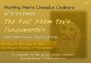 The Baal Shem Tov's Fundamentals