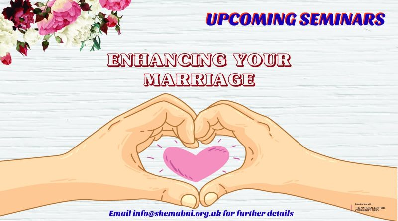 Enhancing Your Marriage