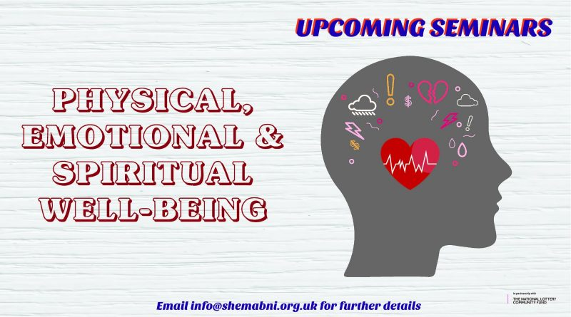 Physical Emotional & Spiritual Well-Being